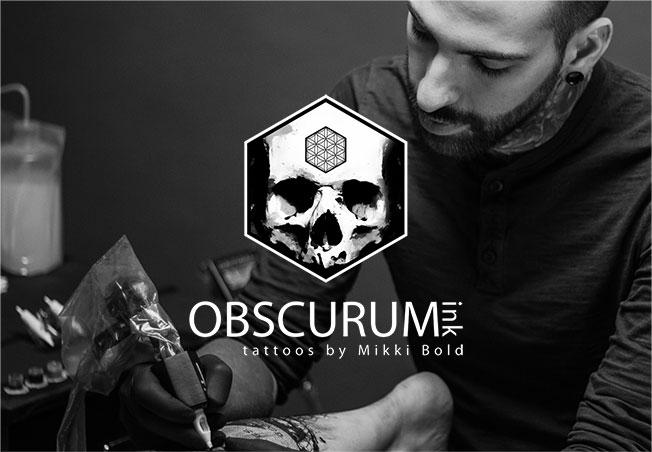 Mikki Bold - Obscurum Ink - Rouen